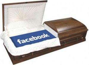 facebook-coffin